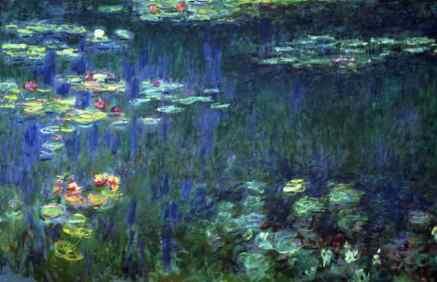 Nenúfares, de Claude Monet