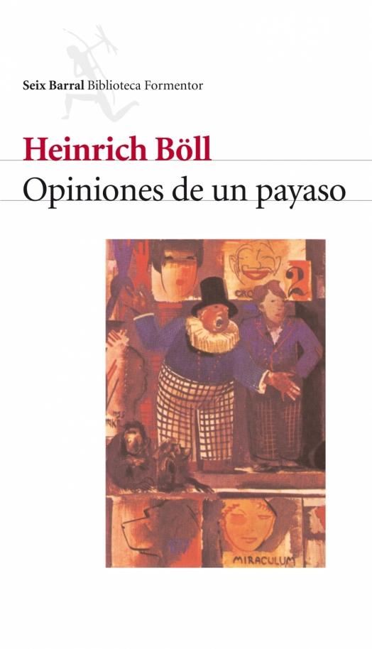Opiniones de un payaso, de Heinrich Böll
